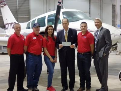 The Dee Howard Foundation Fund awards Grant to Alamo Academies