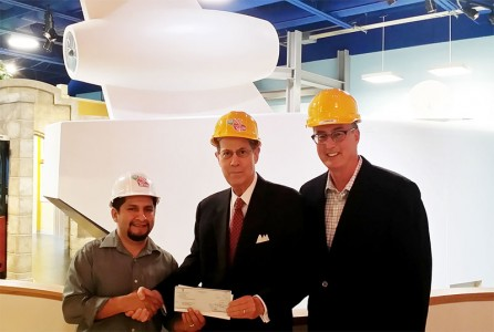 DHF Awards Grant to Doseum