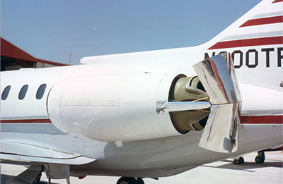 DHC Thrust Reverser Howard Fage Cold-Flow