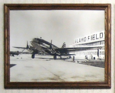 Alamo Field's place in San Antonio's Aviation History