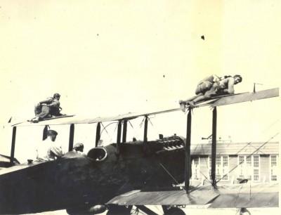 Brooks stunt gave birth to airborne infantry