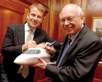 "Edward ""Ed"" James Swearingen – One of San Antonio's Aviation Legends"