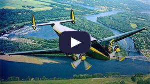 Howard 500s - Aviation Legends