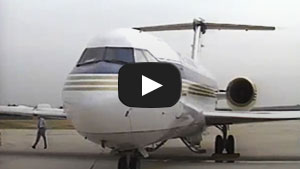 Dee Howard RR Tay 650 BAC1-11 Video