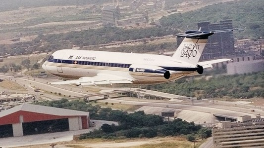 DHC BAC1-11 Re-Engine Program - Why did Dee Do It?