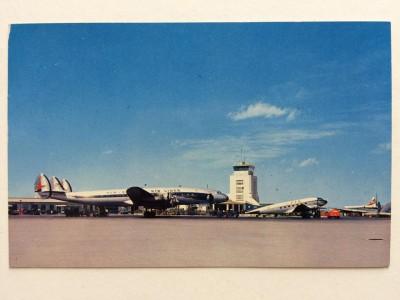 San Antonio International Airport - circa 1950s