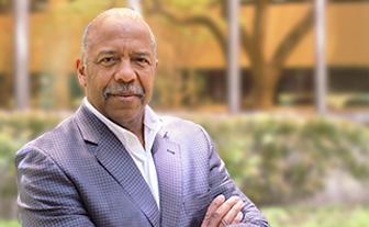 Dr. Bernard A. Harris, Jr., Honorary Mission Commander, DHF/UTSA 2020