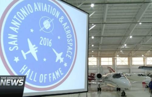 Group Celebrates Aviation, Aerospace Hall of Famers