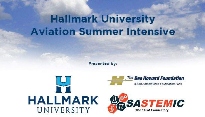 DHF Hallmark and SASTEMIC Launch Aviation Summer Intensive Program