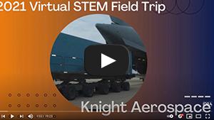 DHF & IDRA's Texas Chief Science Officers Virtual STEM Field Trip to Knight Aerospace